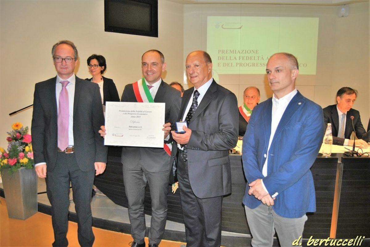 Premio Fedeltà e sviluppo Economico