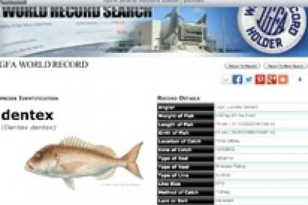 New World Record IGFA