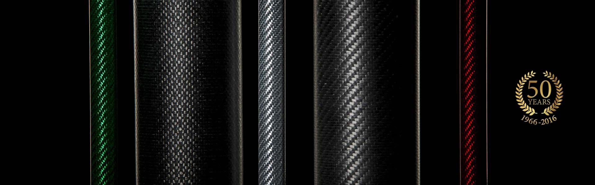 Manufacture of carbon tubes
